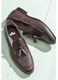 Elle Loafer Ayakkabı Kahve